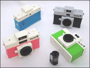 トイカメラ TOLNE(トルネ)