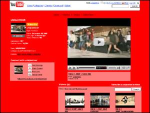 UNIQLO JUMP youtube