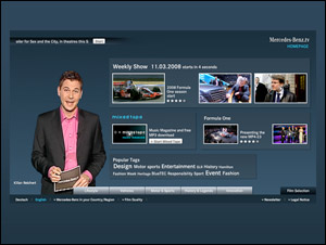 Mercedes-Benz.tv