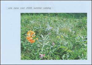 une nana cool 2008 summer catalog