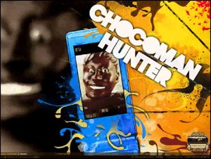 CHOCOMAN HUNTER  ─THE AXE EFFECT