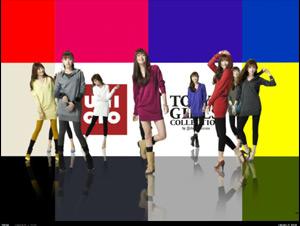UNIQLO × TGC 10 Colors