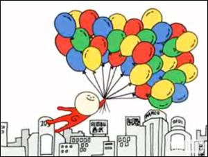 Googleで、できること。渋谷で空を飛ぶ