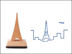 STAMP・パリ エッフェル塔