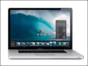 17インチ Mac Book Pro