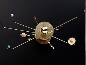 週刊 天体模型 太陽系をつくる
