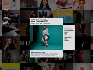H&M Fashion Video Spring 2009 Trend Report