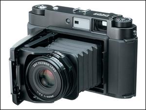 中判フィルムカメラ GF670 Professional
