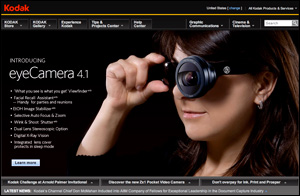 kodak eye camera 4.1
