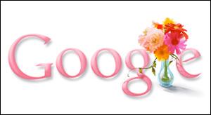 母の日 Google