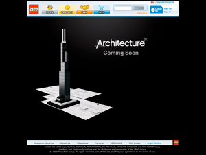 LEGO.com Architecture