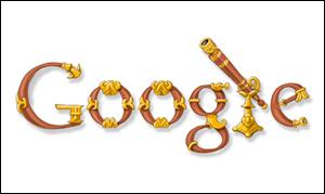 Google ガリレオの天体観測から400年