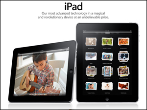Apple - iPad - The best way to experience the web, email, & photos