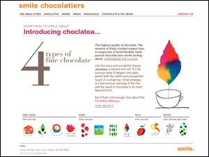 Gourmet Chocolates & Fine Chocolate Bars - Smile Chocolatiers