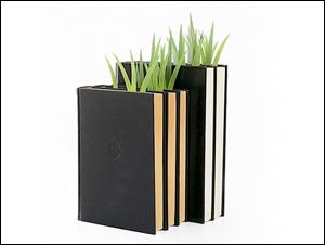 草むらになる付箋|Green Marker