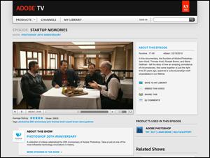 Photoshop 20th Anniversary - Startup Memories | Adobe TV