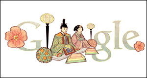 Google  雛祭り