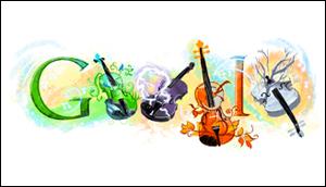 Google  アントニオ・ビバルディの誕生日