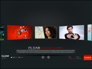 Vodafone Clear online