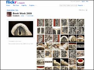 Book Work 2009