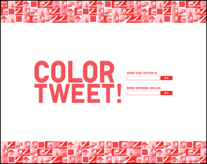 COLOR TWEET