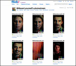 Flickr: Billboard yourself's Photostream