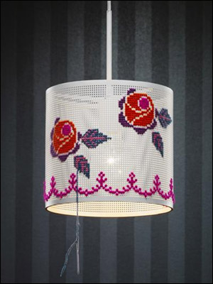 Stitch the Lamp by Lampgustaf