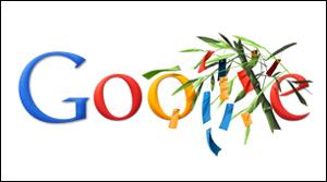 Google 七夕