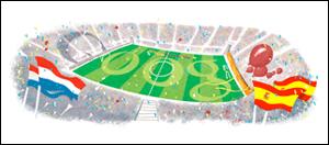 Google ワールドカップファイナル