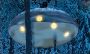 The UFO - Treehotel