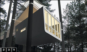 The Cabin - Treehotel