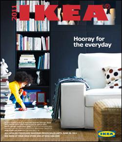 IKEA Catalog 2011 US版