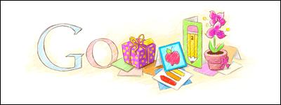Google 敬師日