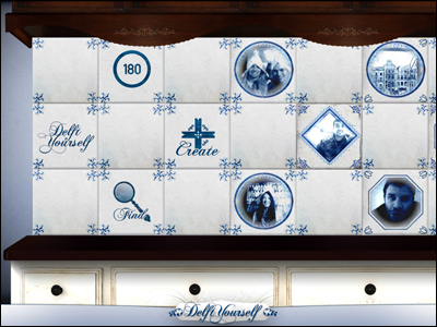 Delft Yourself: Happy Holidays from 180