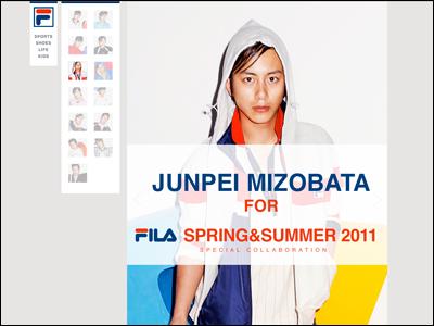 MIZOBATA JUNPEI 2011 SPRING&SUMMER