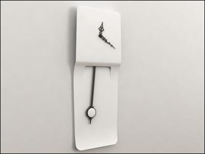 Nova clock design - Belyaev Design