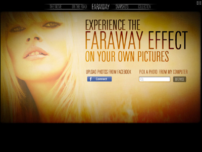 FARAWAY DIGITAL PROJECT