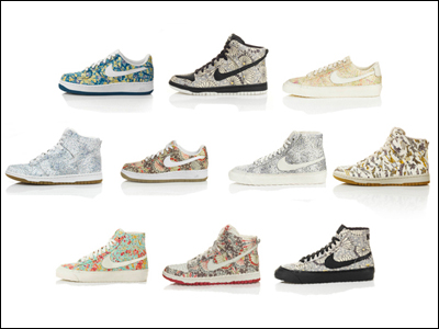 NEW NIKE LIBERTY COLLECTION