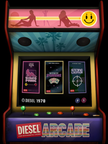 Diesel SFW Arcade