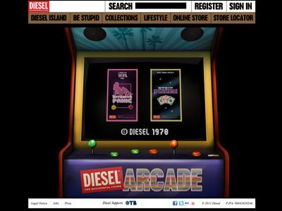Diesel - Games