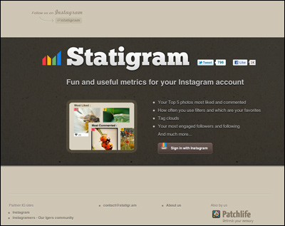 Stantigram
