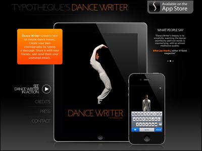 Dance Writer