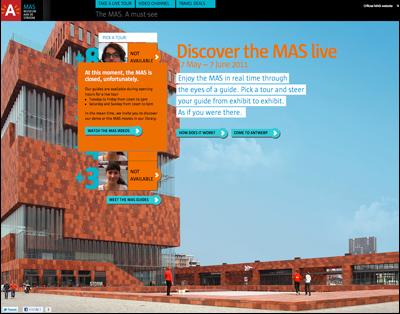 MAS | Museum aan de Stroom