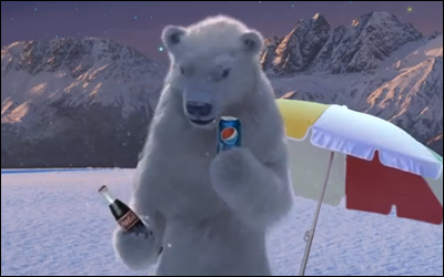Summer Time is Pepsi Time: Uncle Teddy