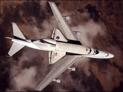The History of the Space Shuttle