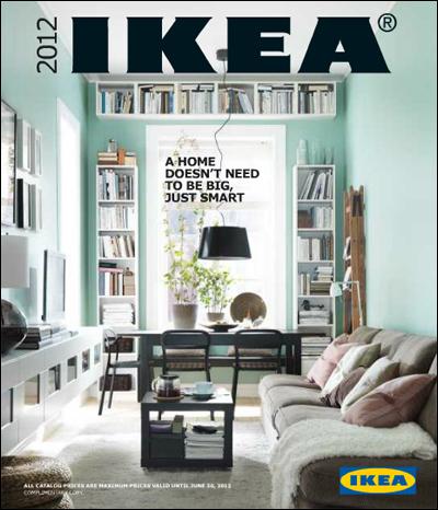 IKEA Catalog 2012 US版