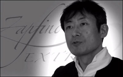 2 minutes with Akira Kobayashi, Type Director, Linotype