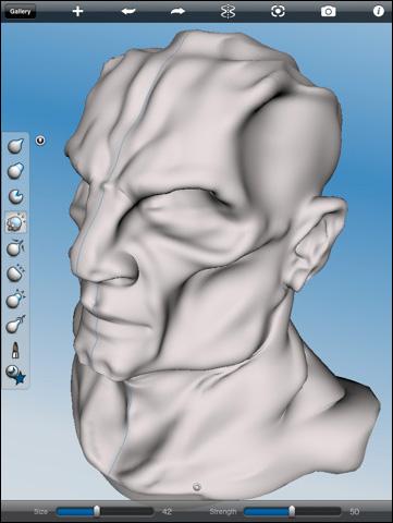 123D Sculpt