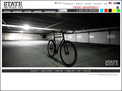 State Bicycle Co.- Fixed Gear Bikes & Accessories