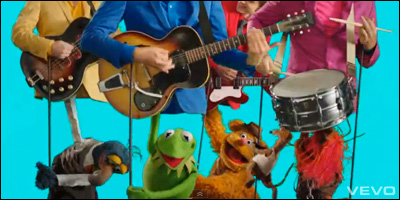 Muppet Show Theme Song - Muppets: Green Album